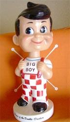 これがゲットした首振り人形